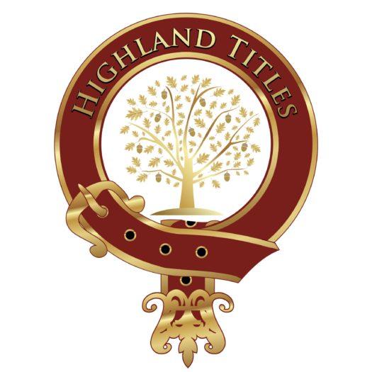 Highland Titles Buckler